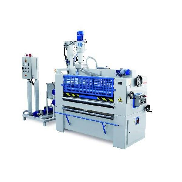 LOGO_4 Rollers automatic gluing machine with 2 motors
