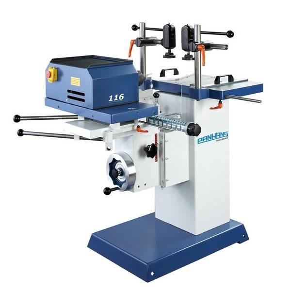 LOGO_Horizontal slot mortising machine PANHANS 116