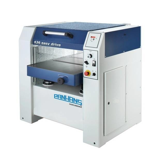 LOGO_Thickness planing machine 436 easy drive