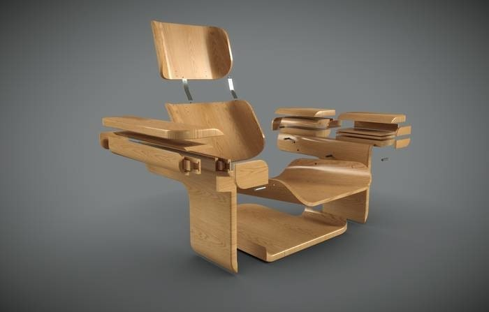 LOGO_Furniture Design and Woodworking - Modelling