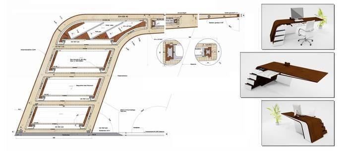 LOGO_Möbeldesign und Schreinerei - Pläne erstellen