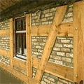LOGO_Traditional-timber-framing / multiple-layer-TF / loghomes