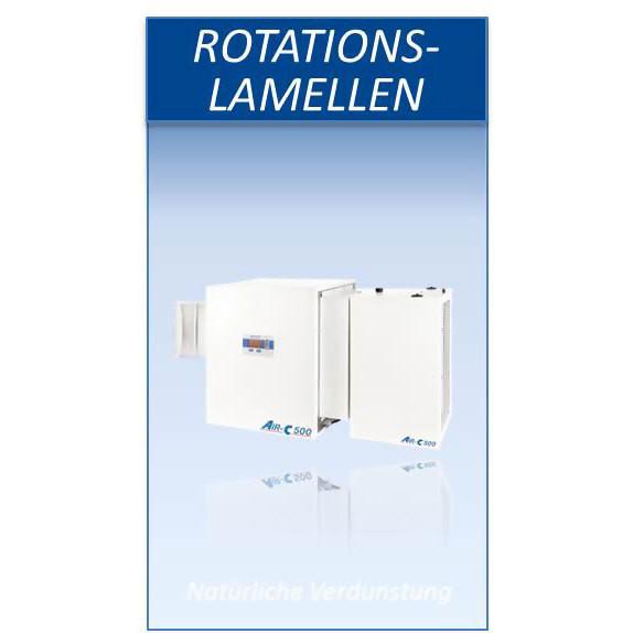 LOGO_Rotation lamella air humidification AIR-C 250 and 500