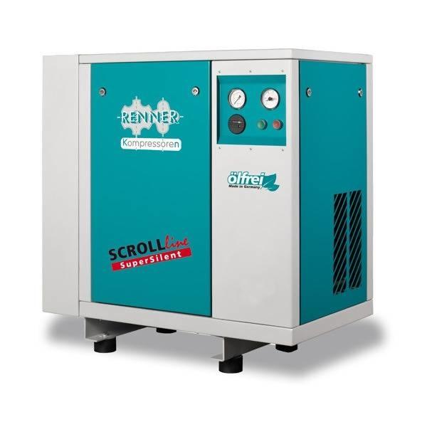 LOGO_Ölfreier SCROLL-Kompressor