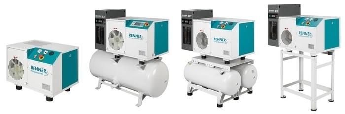 LOGO_RS-B Schraubenkompressoren