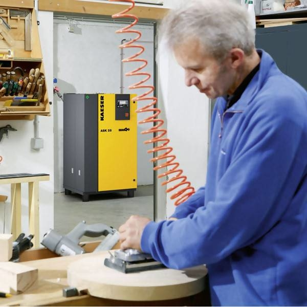 LOGO_Energiesparende Druckluft-Kompaktstation SXC