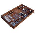 LOGO_Solid wood Cutlery inserts Set B40