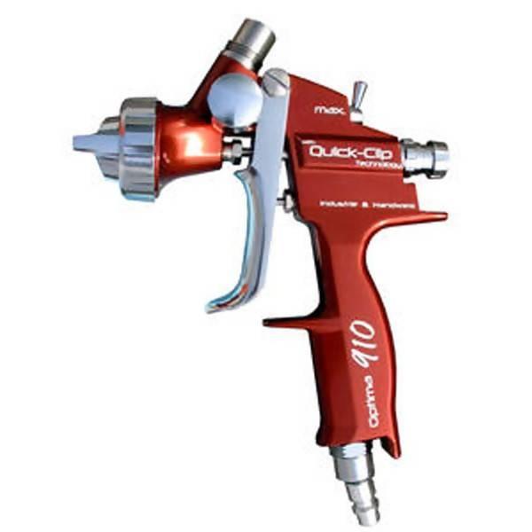 LOGO_Hand spray guns LVLP and HVLP technology