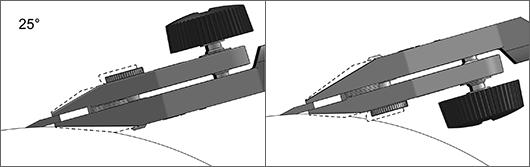LOGO_Schleifvorrichtung für Messer SVM-45