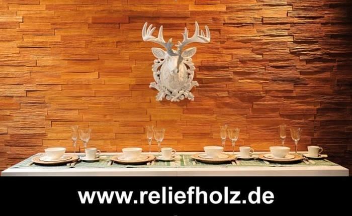 LOGO_Wandverkleidung RELIEFHOLZ BY NATURE   -  das Original -