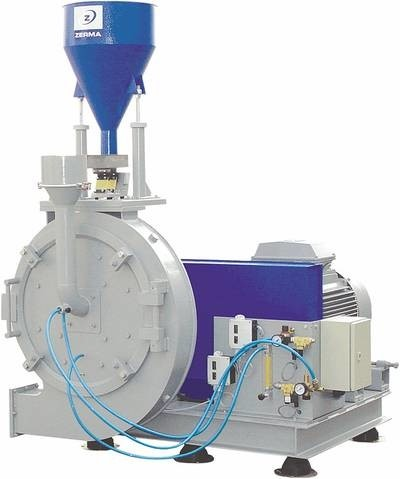 LOGO_High Speed Precision Pulverizers Serie PM 300 / 500 / 800