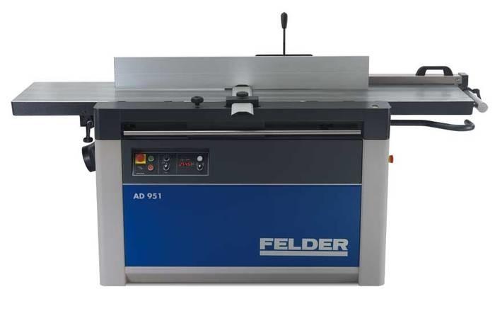 LOGO_Hobelmaschinen von FELDER
