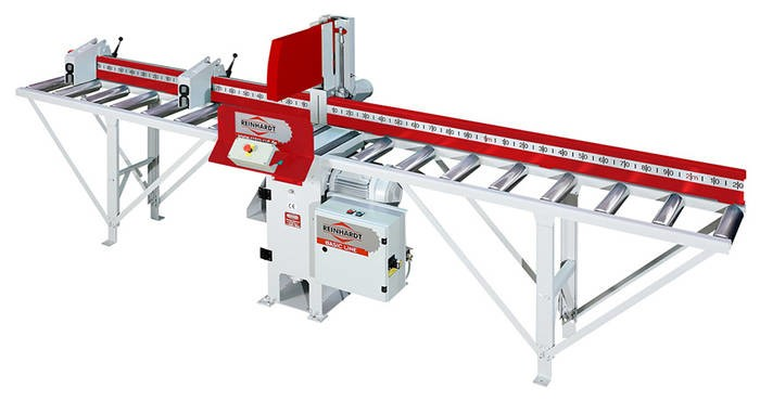 LOGO_REINHARDT BasicLine – The universal cross-cut saw