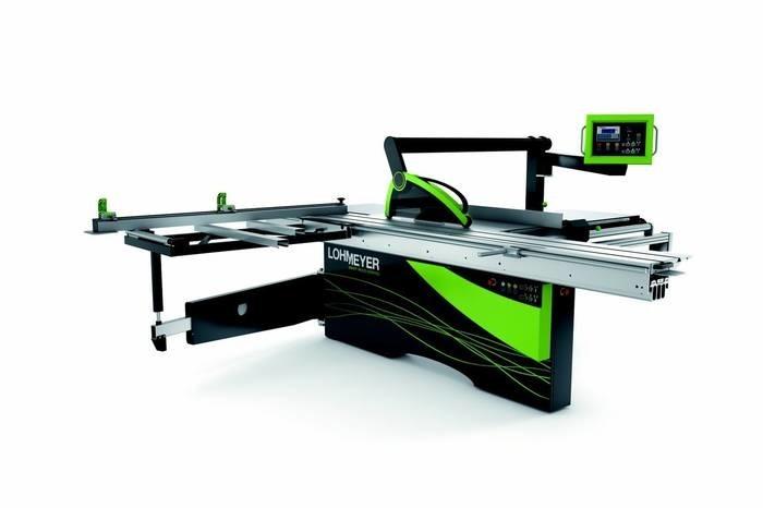 LOGO_Sliding table saws of Wood IQ Lohmeyer