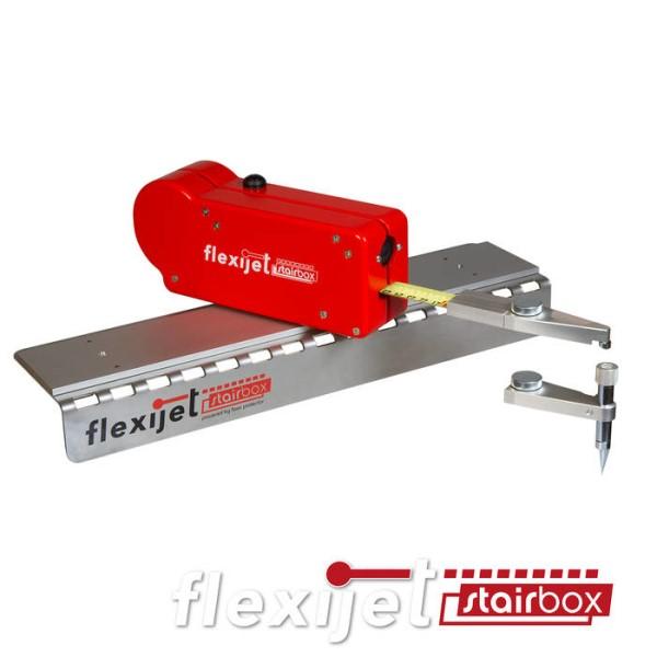 LOGO_Flexijet Stairbox – Das elektronische Stufenvermesungssystem