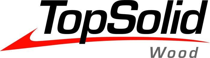 LOGO_TopSolid'Wood - Die integrierte Softwarelösung für die Holzbranche