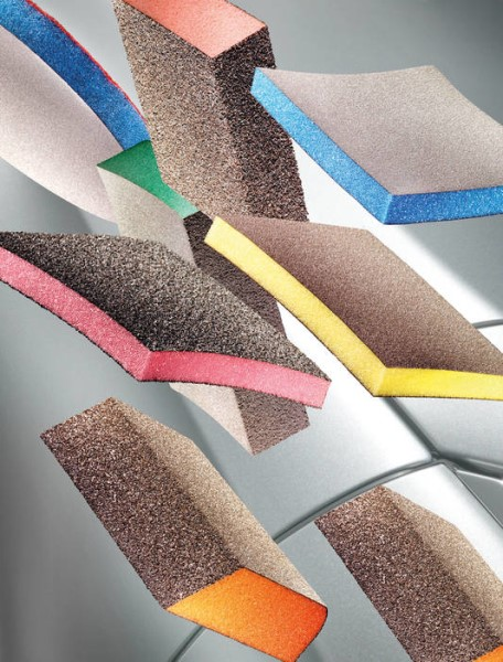 LOGO_sia Abrasives introduces a handy colour-coding scheme for its foam abrasives