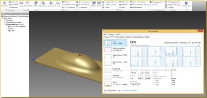 LOGO_CAD+T CAD/CAM Lösung