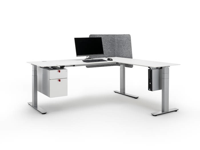 LOGO_Better offices from the cabinet maker –  Officys table base system