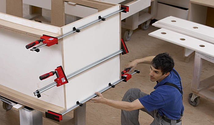 LOGO_The BESSEY K Body REVO clamp range