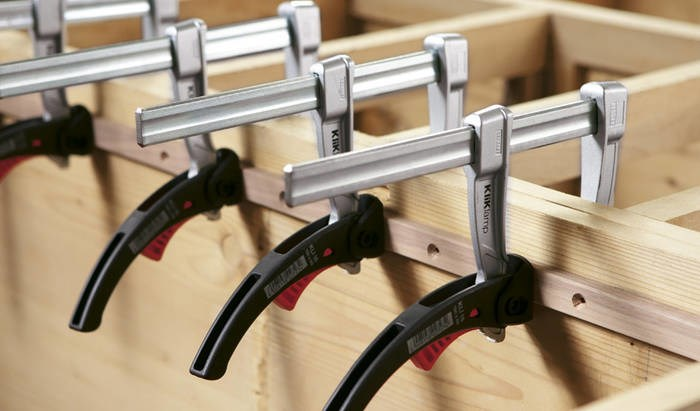LOGO_The BESSEY high-tech lever clamp KliKlamp KLI