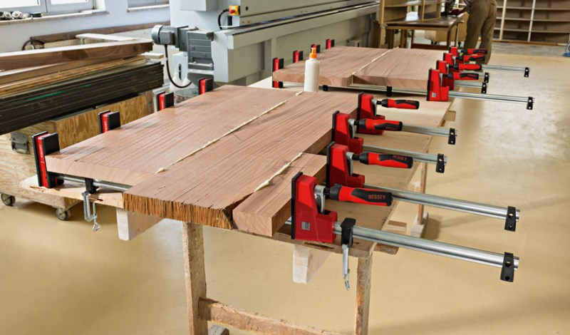 LOGO_The evolution of the BESSEY parallel clamp: REVO 2.0