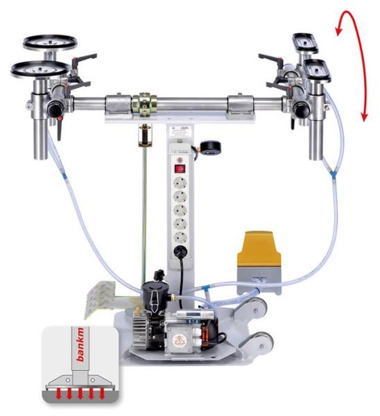 LOGO_bankmaster® QUATTRO Vakuum-Säulensystem