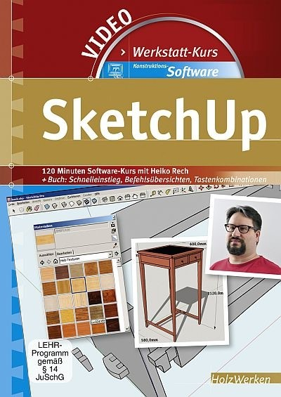 LOGO_Werkstatt-Kurs Software: SketchUp