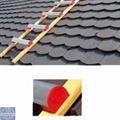 LOGO_Holz/Alu-Dachleiter ohne Aluband einlage 14 sprossen