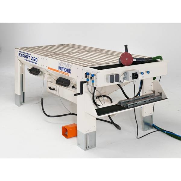 LOGO_Dust extracting work bench Expert Z