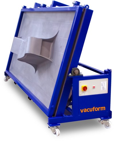 LOGO_VACUFORM - the ideal membrane press for mold-pressing, mold-gluing, and mold-laminating