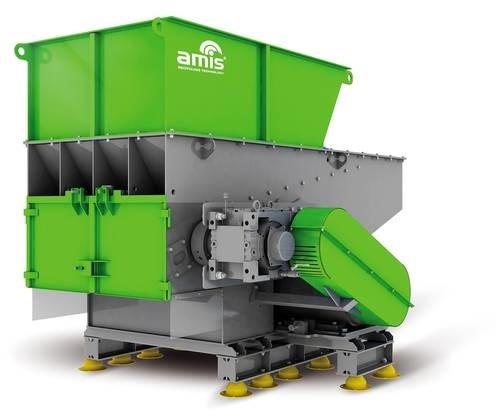 LOGO_AMIS Einwellenzerkleinerer Baureihe ZWS 600 - ZWS 2600 / Einwellenzerkleinerer für Holzabfälle im industriellen Maßstab