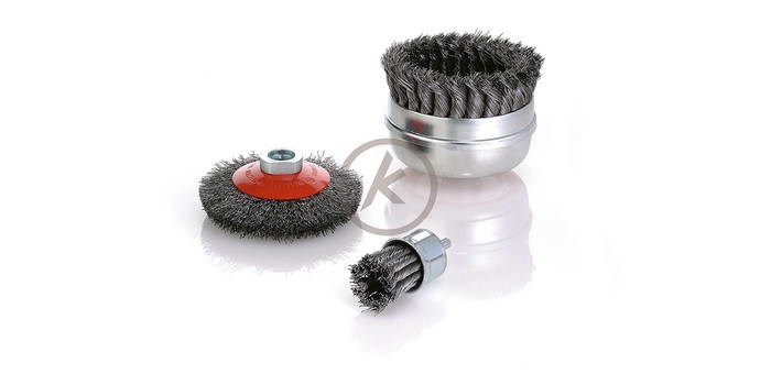 LOGO_End, Cup and Bevel Brushes