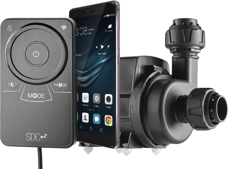 LOGO_SYNCRA SDC - Wi-Fi Controllable Pumps