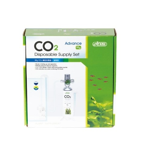 LOGO_95g CO2 Disposable Supply Set - Advance