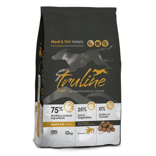 LOGO_Truline Dog - Meat & Fish Variety