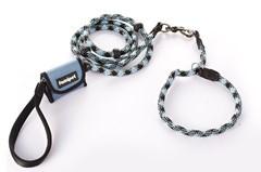 LOGO_Reflected dog leash
