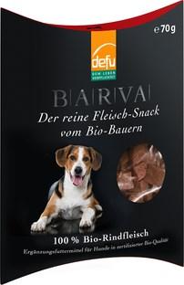 LOGO_Hunde BARVA Fleisch-Snack Bio-Rindfleisch