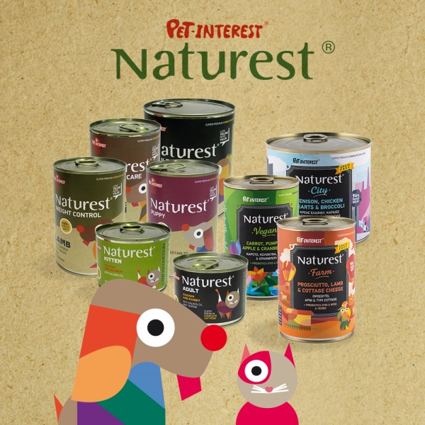 LOGO_SUPER PREMIUM WET FOOD NATUREST