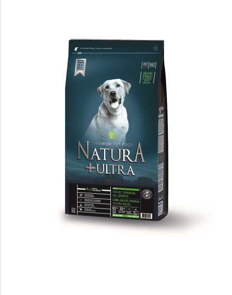 LOGO_DRY DOG FOOD GRAIN FREE ADULT ORIGINAL ALL BREEDS - 12kg
