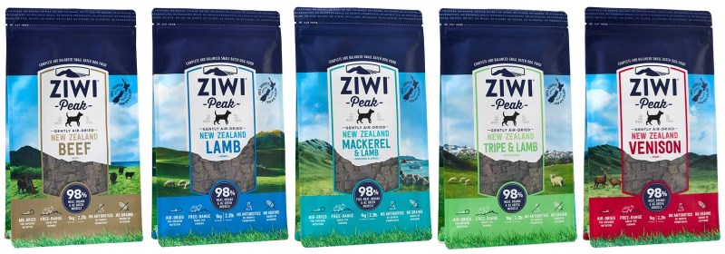LOGO_Ziwi New Zealand Air Dried Dog Food