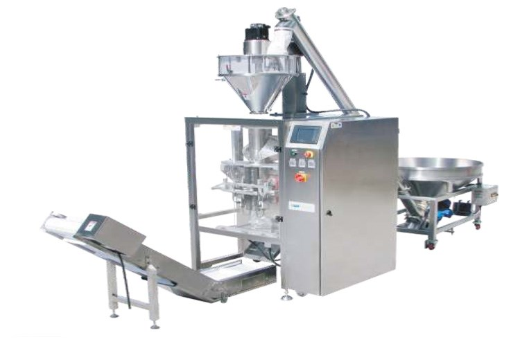 LOGO_Vertical Packaging Machine for Pet Food