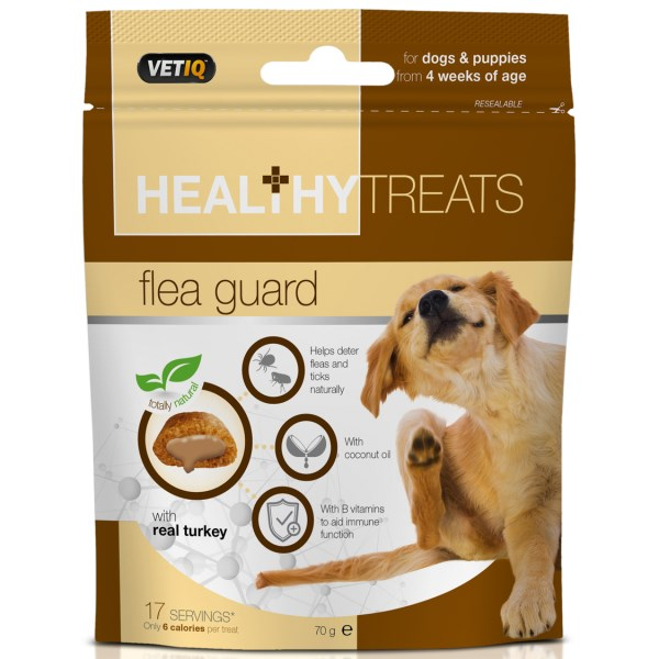 LOGO_Flea Guard Treats