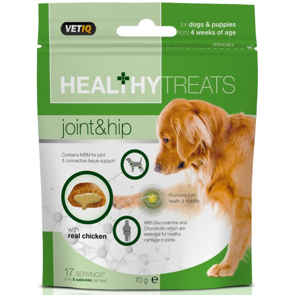 LOGO_Joint & Hip Treats for Dogs & Puppies