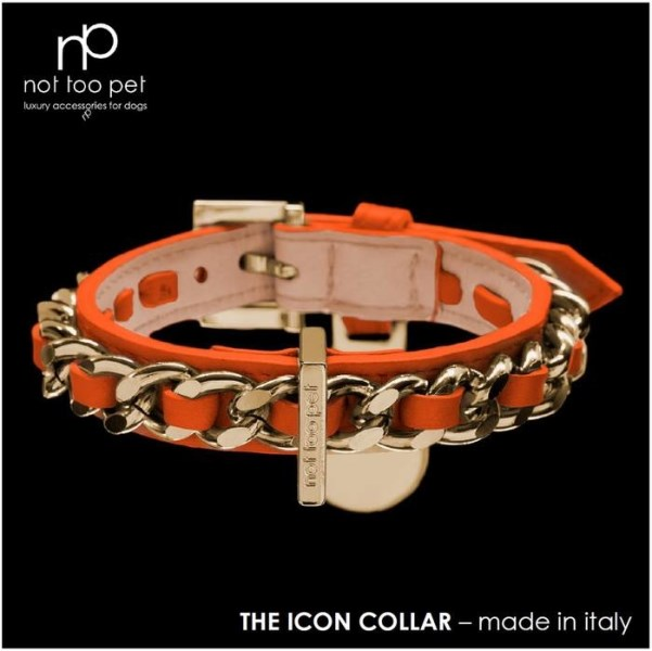 LOGO_Concept collection - THE ICON COLLAR - Item code: C1407