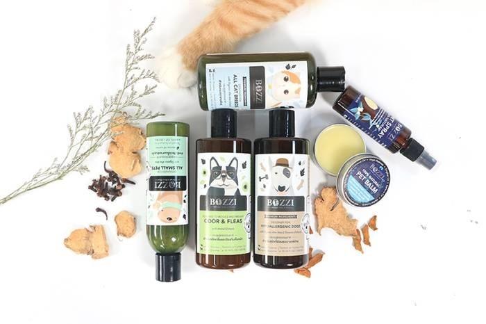 LOGO_All natural pet shampoo