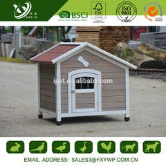 LOGO_Lovely Quality Pink Wooden Dog House Indoor