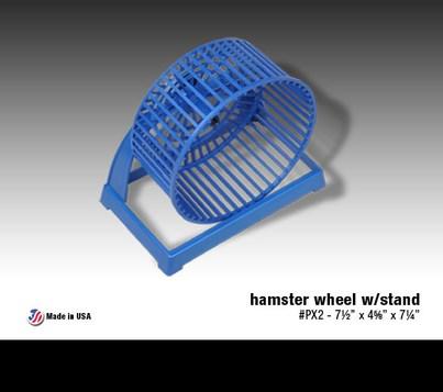 LOGO_hamster wheel