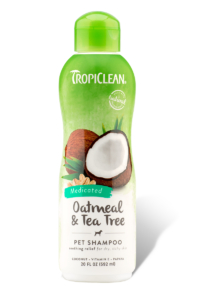 LOGO_Oatmeal & Tea Tree Dog Shampoo