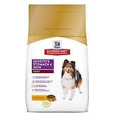 LOGO_Hill's® Science Diet® Sensitive Stomach & Skin Adult Dog Food - Chicken Meal & Barley